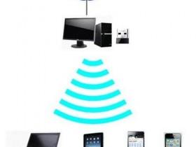 迅捷无线网卡模拟AP功能怎么设置