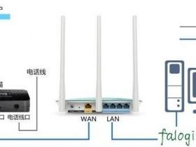 迅捷无线wifiFW313设置方法