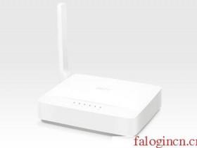 无线路由器管理页面falogin.cn点不开怎么回事